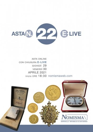 Auction E-Live 22