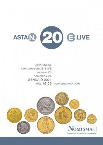 Asta 20 E-Live