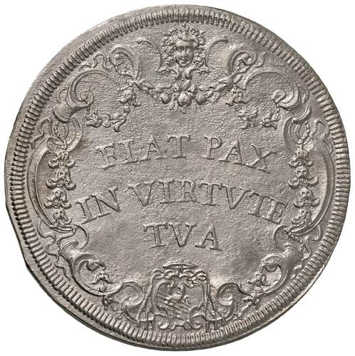Clemente XI (1700-1721) Piastra A. ...