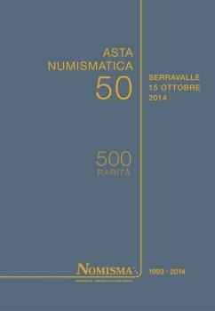 50th Numismatic Auction Catalogue, ...