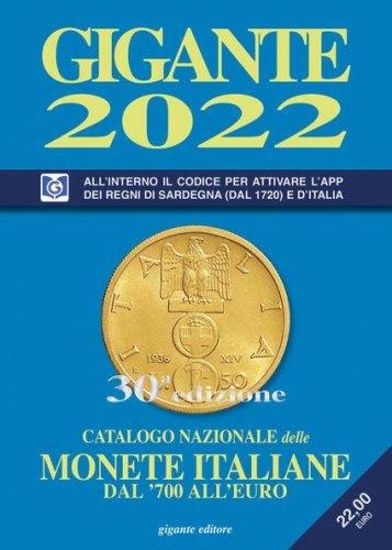 Gigante 2022. Catalogo nazionale ...