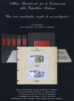 Paper Money Specimen Album of the ...