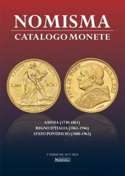 The new NOMISMA Catalogo monete, ...