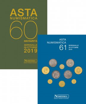 60th and 61st Numismatic Auction ...