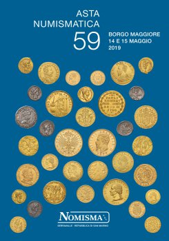 59th Numismatic Auction Catalogue, ...