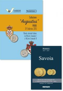 Collezione Augustus e catalogo ...