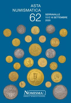 62nd Numismatic Auction Catalogue, ...