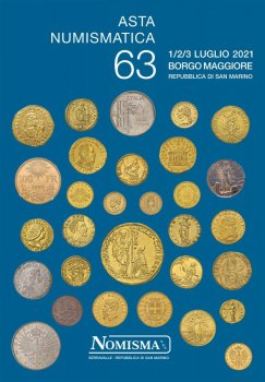 63rd Auction Catalogue, July 1st, ...
