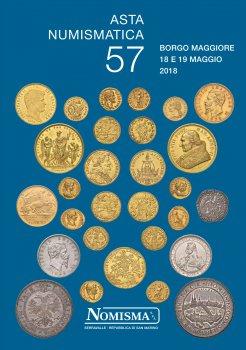 57th Numismatic Auction Catalogue, ...