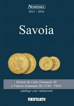 Catalogue of Savoy coins (1730 - ...