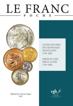 In 2016, Le Franc, guide book of ...